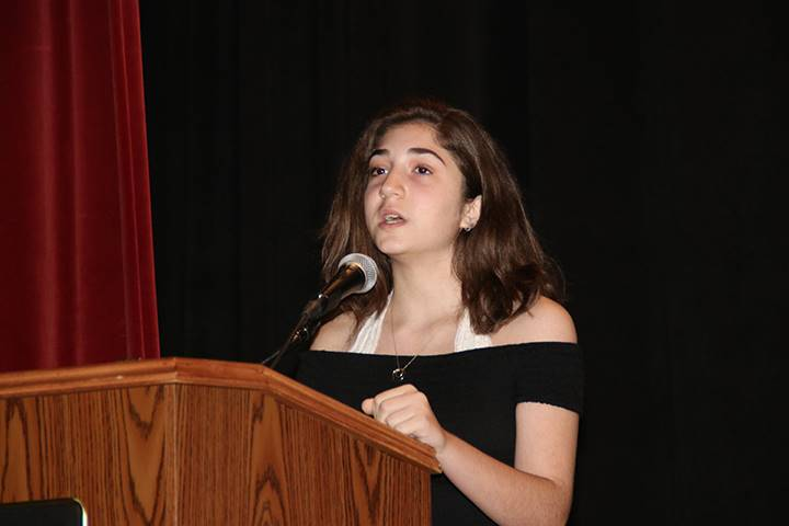 Eighth Grade Award Ceremony
