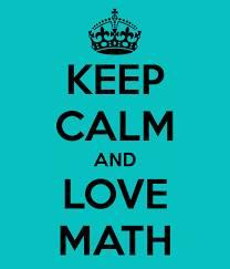 Math calm