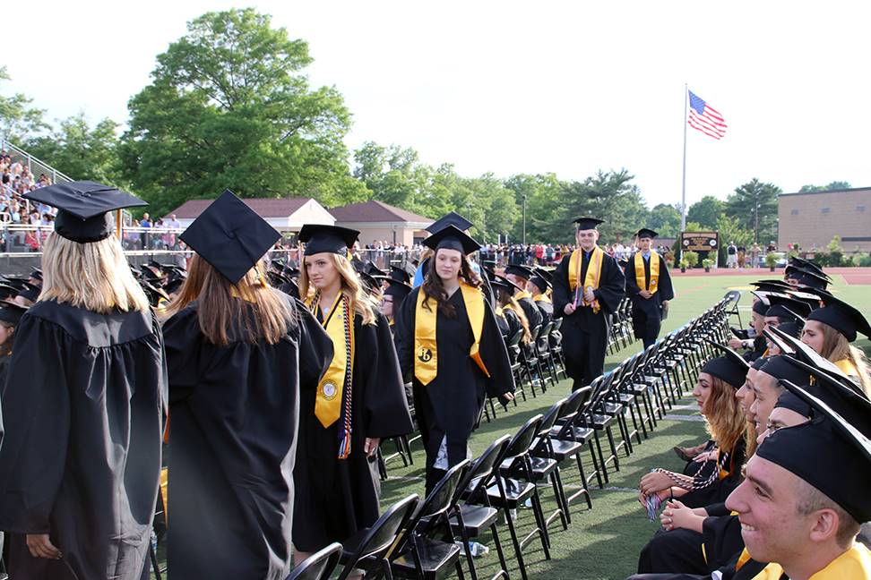 Commack High School Graduation Ceremony