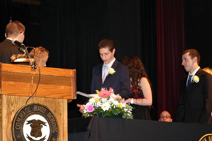 Senior Awards 2018
