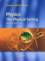 Regents Physics Recommended Review Book