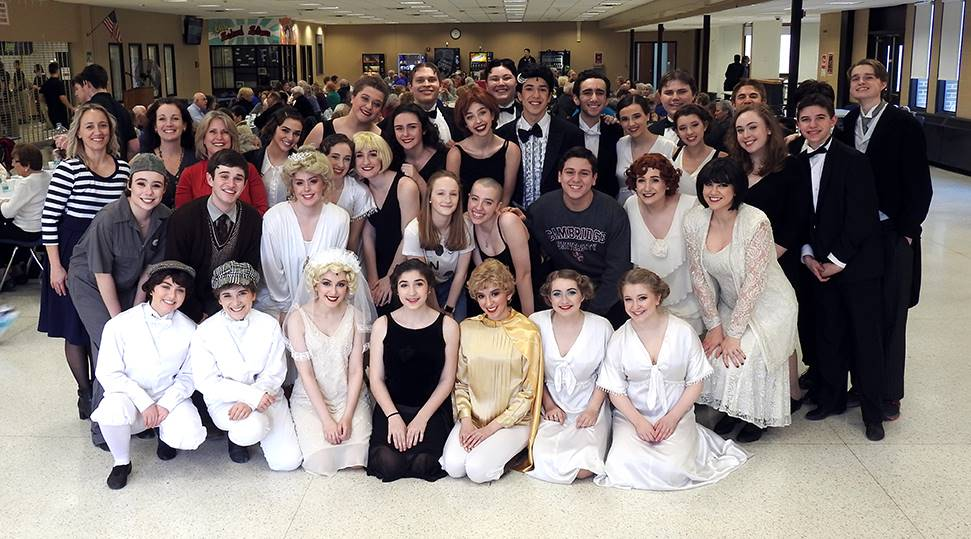 The Drowsy Chaperone - Cast Members