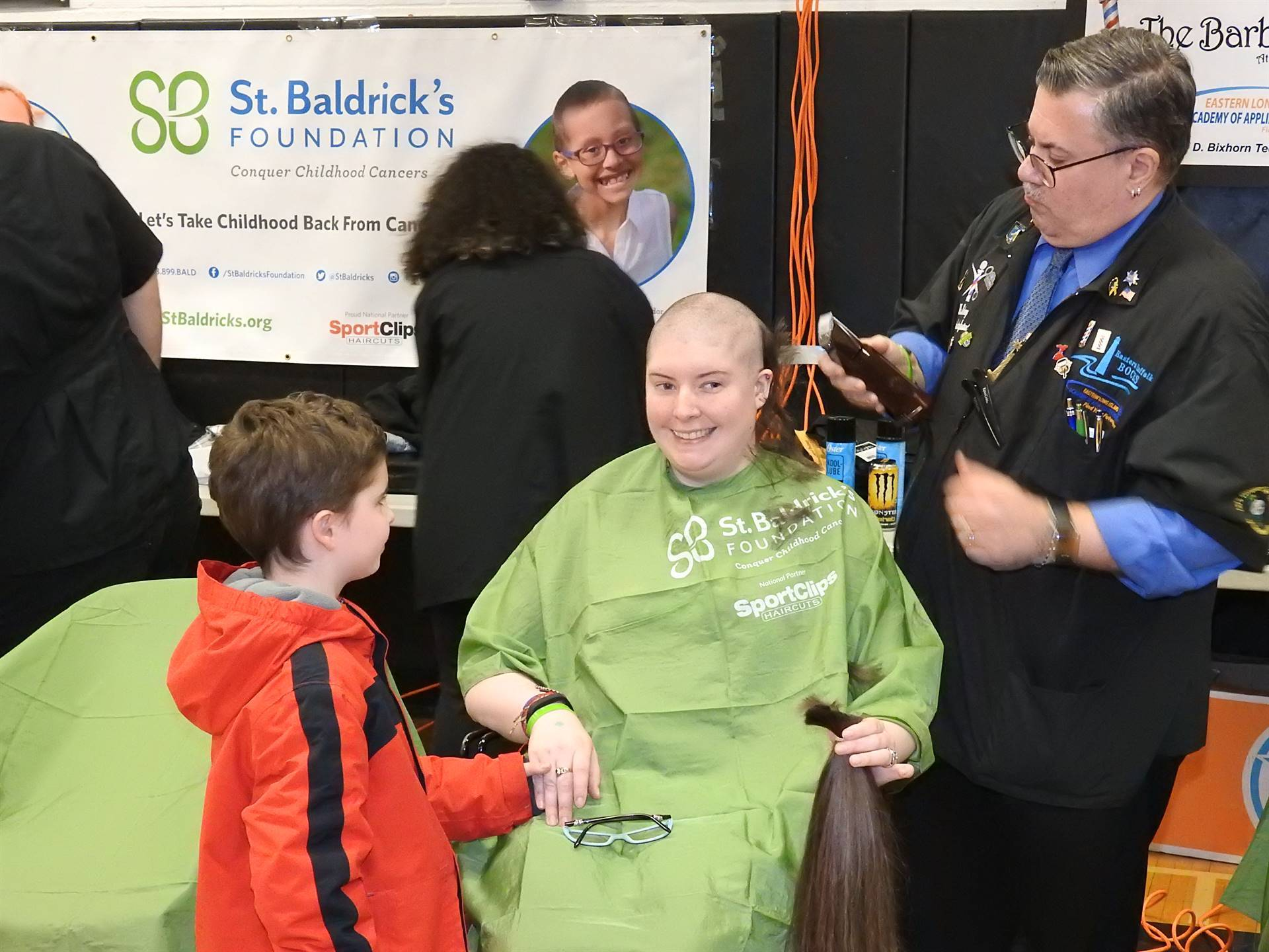St. Baldrick's 2019