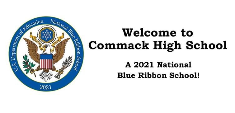 CHS - 2021 National Blue Ribbon School